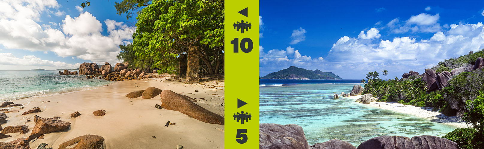 seychelles beach rating - the solitude of a beach