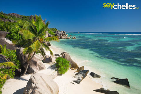 la digue anse source d´argent