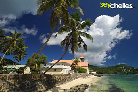the church at anse royale