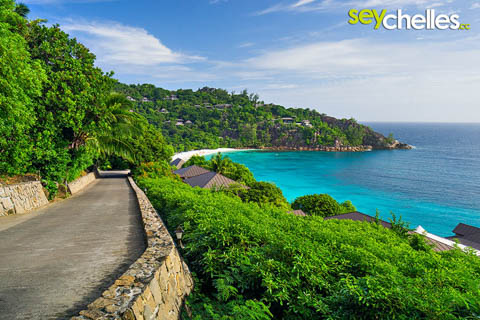 petite anse on mahe is home of the four seasons seychelles