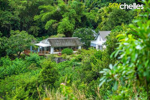 Der Jardin Du Roi auf Mahé - Ausflugsziel bei Schlechtwetter