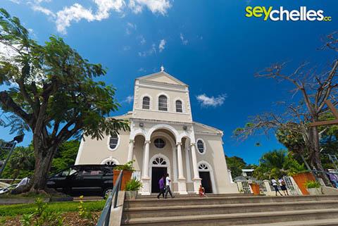Kirche in victoria