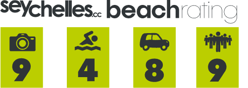 Our Beach Rating for Anse Baleine on Mahe
