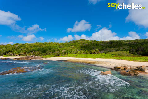 grand´l anse south of grand anse on la digue