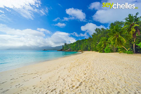 Anse Soleil Mahe, Seychelles